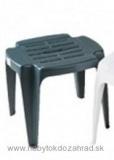 fea897cc119d Zahradná plastová stolička CALIPSO zelená empty