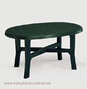 9ebe8ba35f935 Plastový nábytok   Záhradný plastový stôl TAMIGI antracit   Nábytok ...